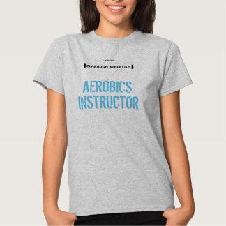 CLABAUGH ATHLETICS AEROBICS T SHIRTS