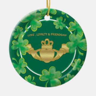 Claddagh Christmas Ornament