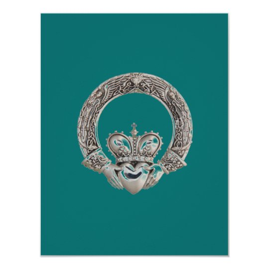 Claddagh Invitations