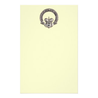Claddagh Personalized Stationery