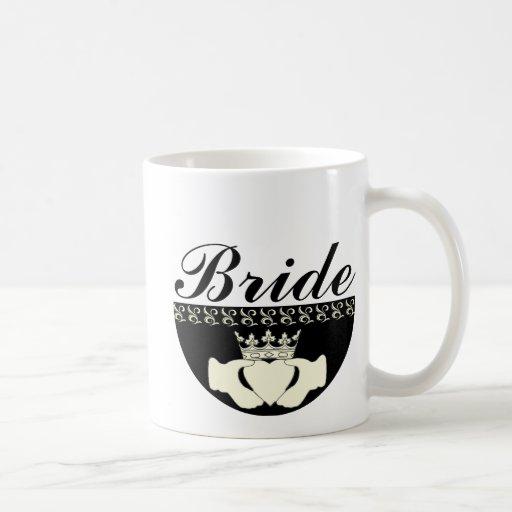 Claddagh Wedding Invitation Set Coffee Mug