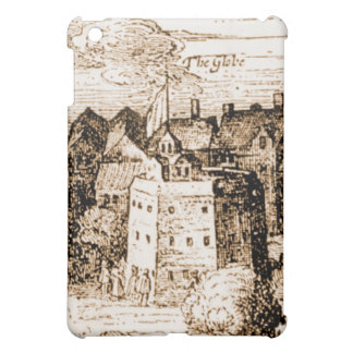 Claes Jansz Visscher Globe Theatre Engraving Case For The iPad Mini