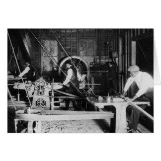 Claflin University: 1899 Card