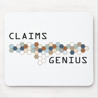 Claims Genius Mouse Mat