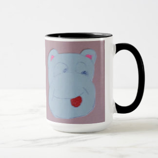 Claire Black 444 ml Ringer Mug