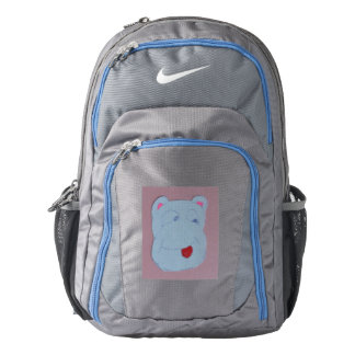 Claire Dark Grey Nike Performance Backpack