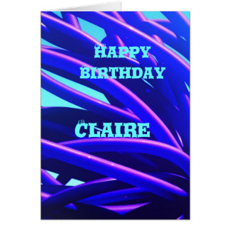 Claire Greeting Cards