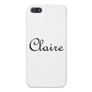 Claire iPhone 5/5S Case