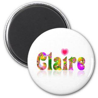 Claire Magnet