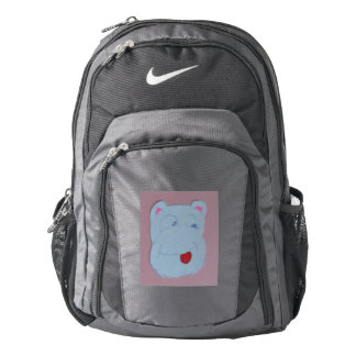 Claire Nike Performance Backpack, Anthracite/Black Backpack