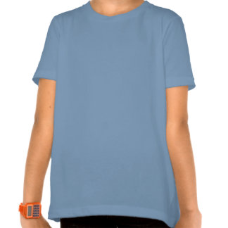 Claire - Personalized Blue Acrostic with Virtues Tees