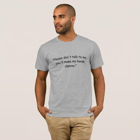 clam hands T-Shirt