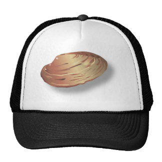 Clam Shell Image Hat