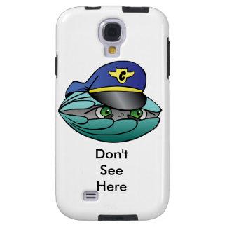 Clam Shellfish Image Galaxy S4 Case