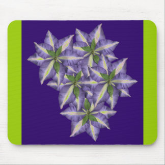 Clamatis 3 mouse pad