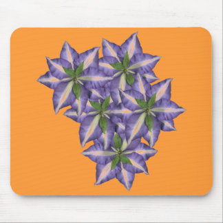 Clamatis 4 mouse pad