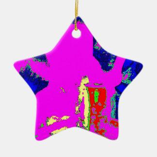 Clamp Brass K Ornaments