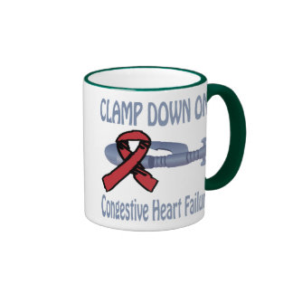 Clamp Down On Congestive-Heart-Failure Mug