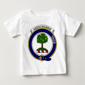 Clan Abercrombie Badge Baby T-Shirt