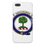 Clan Abercrombie Badge iPhone 5 Cases