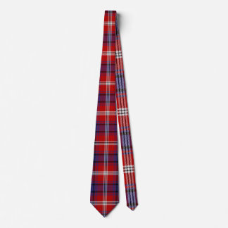 Clan Ainslie Tartan Tie