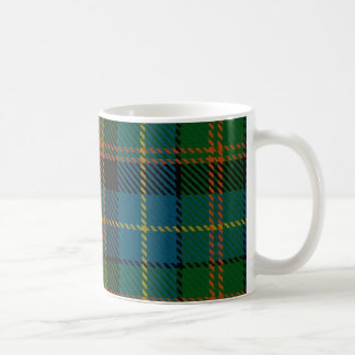 Clan Akins hunting tartan mug (ancient colours)
