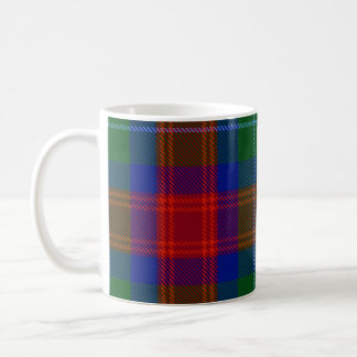 Clan Akins tartan mug (modern colors)