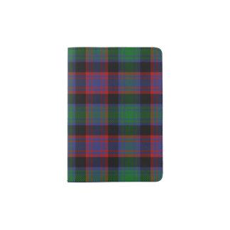 Clan Alexander Hunting Tartan Passport Holder