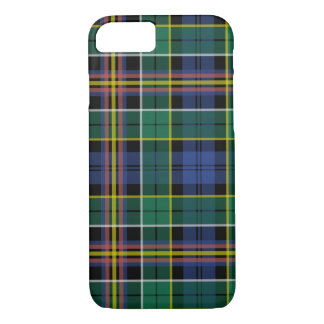 Clan Allison Tartan Phone Case