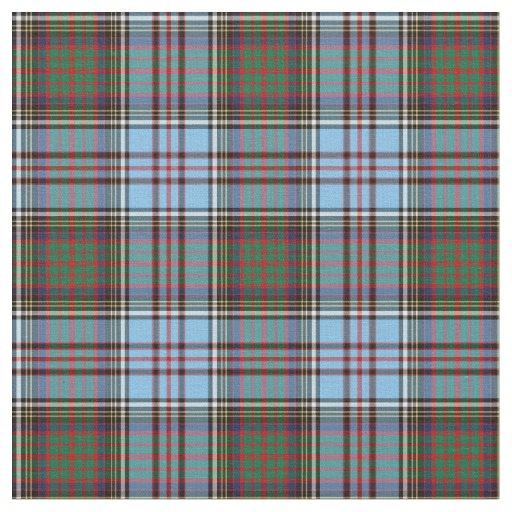 Clan Anderson Tartan Fabric