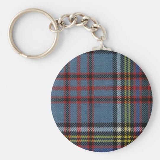 Clan Anderson Tartan Key Chain