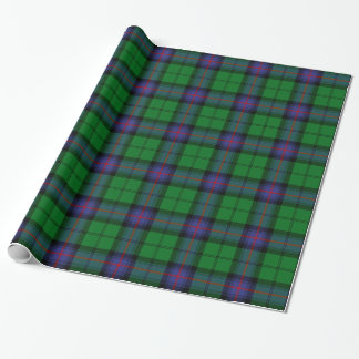 Clan Armstrong Tartan Wrapping Paper