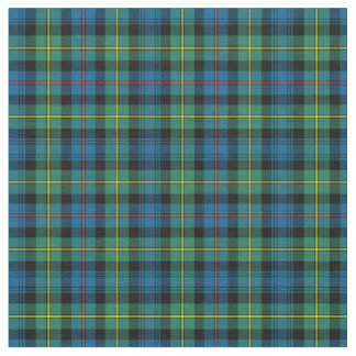 Clan Bailey Ancient Tartan Fabric