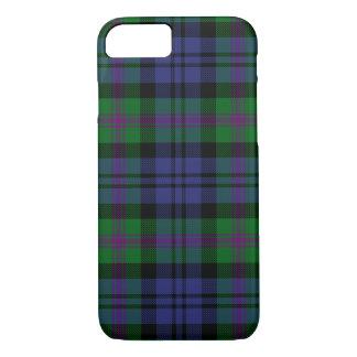 Clan Baird Tartan iPhone 7 Case