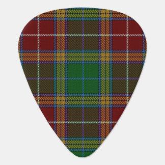 Clan Baxter Sounds of Scotland Tartan Guitar Pick