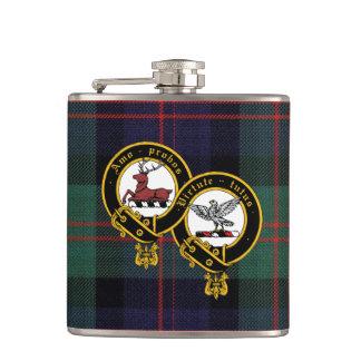 Clan Blair Modern Flask