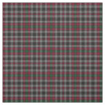 Clan Borthwick Scottish Tartan Plaid Fabric