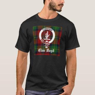 Clan Boyd Crest Tartan T-Shirt