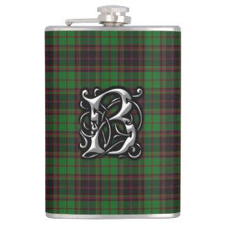 Clan Buchan Tartan Old Scotland Flask