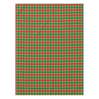 Clan Buchanan Tartan Tablecloth