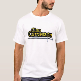 Clan Cameron Inspired Scottish T-Shirt