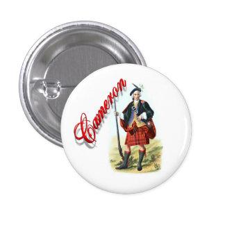 Clan Cameron Scottish Dream Button