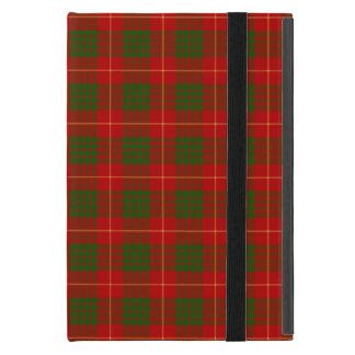 Clan Cameron Tartan iPad Mini Case