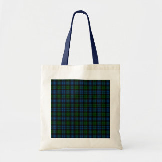 Clan Campbell Military Tartan Tote Bag