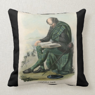 Clan Campbell of Argyll Cushion