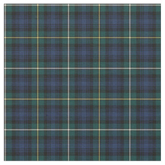 Clan Campbell of Argyll Tartan Fabric