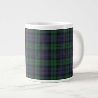 Clan Campbell Tartan Extra Large Mug