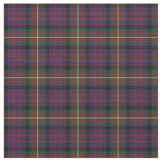 Clan Carnegie Tartan Fabric