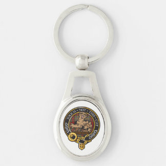 Clan Chattan Crest Key Ring