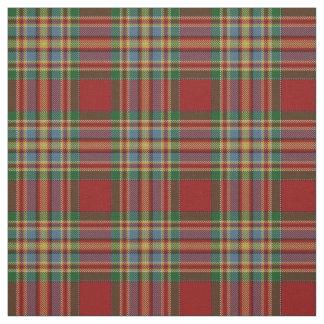 Clan Chattan Scottish Tartan Plaid Fabric